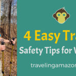 4 Easy Travel Safety Tips for Women